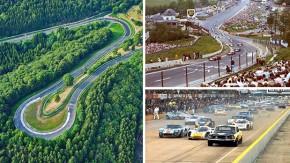 Os cinco circuitos de corrida permanentes mais longos do mundo
