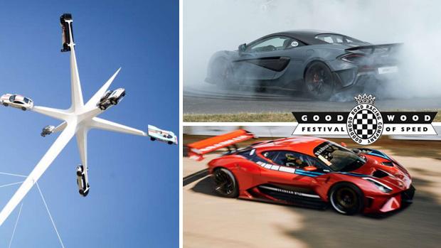 Goodwood Festival of Speed: tudo o que você precisa saber para acompanhar o evento ao vivo!