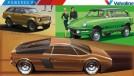 Retrô ao contrário: como os carros de hoje em dia seriam no passado?