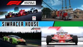 Trailer do F1 Mobile, Prévias de DLC no American Truck Simulator, Assetto Corsa Competizione com evento em Spa e mais!