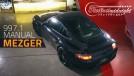 Último dos moicanos: Porsche 911 Turbo 997.1 Mezger com câmbio manual | FlatOut Midnight