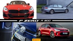 BMW Z4 aparece antes do lançamento, novo Jetta chega em setembro com 1.4 TSI, Kia Rio já tem médias de consumo no Brasil e mais!