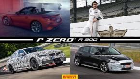BMW Z4 revelado, Alonso fará novo teste na Indy, Focus ST flagrado e mais!