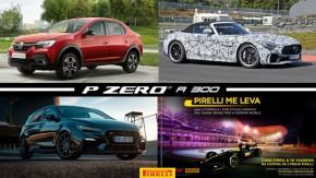 Renault Logan emversão Stepway, Mercedes-AMG GT R terá versão roadster, Hyundai i30 ganha pacote de 316 cv e mais!