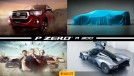Toyota Hiluxganha novo visual, Bugatti Divo terá asa fixa e barbatana aerodinâmica, The Grand Tour agora é um game para Xbox e Playstation e mais!