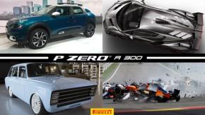 Citroën C4 Cactus chega ao Brasil por R$ 69.000, Lamborghini terá hipercarro acima do Aventador SVJ, fabricante do AK-47 apresenta carro elétrico e mais!
