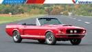 Este Shelby GT500 1967 conversível é o Ford Mustang mais raro do mundo – e ele nem deveria existir