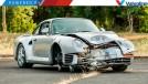 Um Porsche 959 pela metade do preço e outras histórias tristes de supercarros batidos