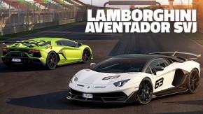Aventador SVJ finalmente revelado: hora de conhecer todos os detalhes do Lamborghini mais potente e mais rápido da história