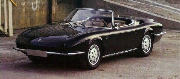 Bertone_Porsche_911_1966