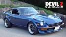 Devil Z da vida real: conheça o carro que inspirou o Nissan 240Z de Wangan Midnight – e o carro que foi inspirado por ele