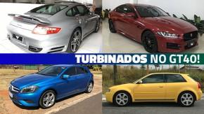 Os carros turbinados de fábrica mais legais do GT40 – parte 1