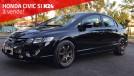 Este Honda Civic Si com motor K24 e 210 cv pode ser seu novo project car