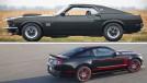 Estes são os cinco Mustang de todos os tempos que eu teria na garagem