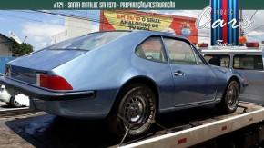 Project Cars #124: depois da montagem do motor, meu Santa Matilde 1978 finalmente desperta o 4.8