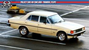 Project Cars #481: o raro Opala Standard 82 com câmbio na coluna finalmente está pronto!