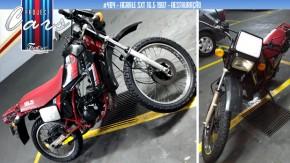 Project Bikes #484: As aventuras mecânicasda restauração da minha Agrale SXT 16.5