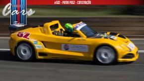 Project Cars #502: com o carro montado, é hora de desenvolver o novo Puma P052 nos track days!