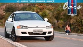 Civic Coupé Supercharger: o motor do Project Cars #51 finalmente está montado e funcionando!