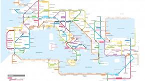 Explore o incrível (e eficiente) sistema de transporte do Império Romano