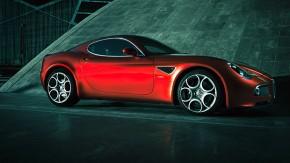 Alfa Romeo 8C Competizione: quando a beleza é (quase) o que basta