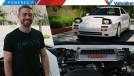 2.400 km, impecável e todo original: conheça o Mazda RX-7 de Cody Walker, o irmão de Paul Walker