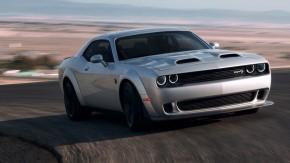 Challenger Hellcat Redeye: como anda o novo muscle car de 800 cv da Dodge?