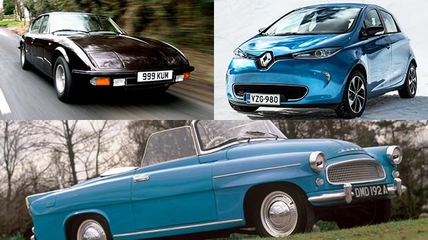 Monica, Felicia e Zoe: os carros batizados com nomes de pessoas – parte 2