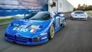 A odisseia do último Bugatti que correu nas 24 Horas de Le Mans