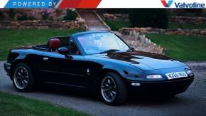 Um Mazda Miata com um V6 de Jaguar? Conheça o incrível Rocketeer MXV6