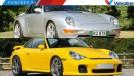 Duelo do dia: um Ruf aircooled com um turbo e 420 cv ou um 996 com dois turbos e 550 cv? Pense bem!
