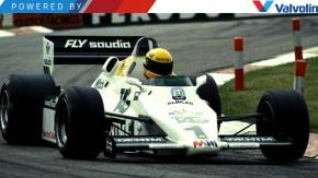 Donington Park, 1983: relembre o primeiro teste de Ayrton Senna na Fórmula 1
