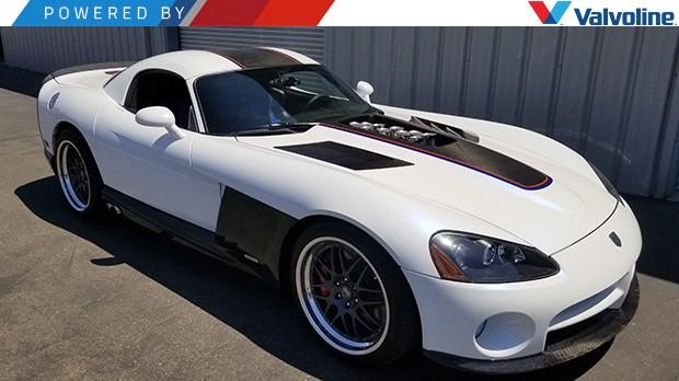"""Este Dodge Viper de 620 cv foi preparado pela """"McLaren"""". Mas… como?"""