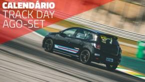 Calendário Track Day agosto e setembro: veja os eventos de pista das próximas semanas!