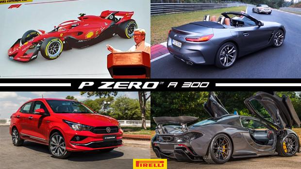 """Bugatti Chiron """"chega facilmente aos 450 km/h"""", BMW Z4 M40i em Nürburgring, Fiat Cronos fica até R$ 2.000 mais caro e mais!"""