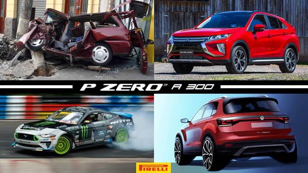 Plano Nacional quer reduzir acidentes no Brasil, recorde de Drift em Nürburgring, Eclipse Cross lançado por R$ 150.000 e mais!