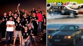 Delta Automotiva: conheça a primeira equipe universitária de arrancada do Brasil – e seu Fiat Uno!