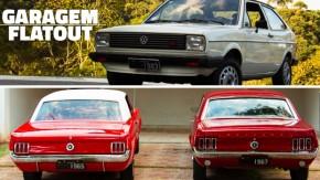 Garagem FlatOut #2: conheça a garagem do leitor Gustavo Morais