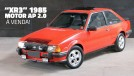 "Este Ford Escort ""XR3"" com swap de motor AP e visual europeu está à venda"