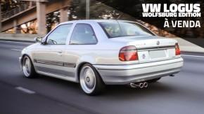 Um VW Logus Wolfsburg Edition modificado, bem conservado e honesto à venda