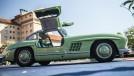Gullwing em dose dupla: conheça todos os detalhes dos Mercedes 300SL asa-de-gaivota em Araxá!