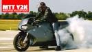 Fúria em duas rodas: conheça a MTT Superbike Y2K, a moto movida a turbojato que passa dos 400 km/h