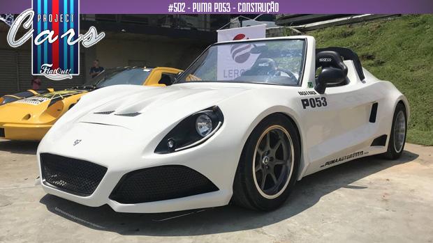 Project Cars #502: chegou a hora de construir o protótipo do novo Puma de rua!