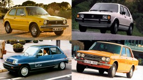 Golf, Fiesta, Civic e Corolla: quando os carros compactos invadiram os EUA nos anos 70