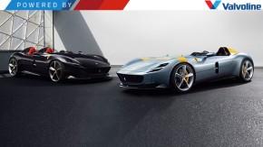 Ferrari Monza SP1 e SP2: as barchettas estão de volta e com o motor V12 mais potente já feito pela Ferrari