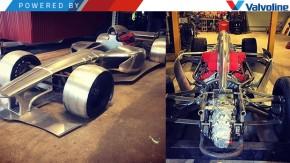 """Este australiano está fazendo """"Fórmula 1 para as ruas"""" com motor Ferrari V12 de 740 cv"""
