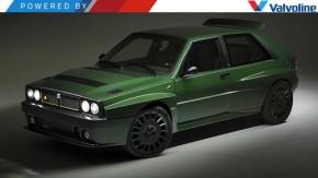 """Automobili Amos Futurista: um Lancia Delta """"restomod"""" de 330 cv que custa R$ 1,5 milhão"""