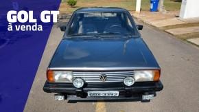 Este Volkswagen Gol GT bem cuidado está à venda – e pode ser um bom negócio!