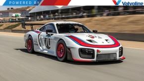 O Porsche 935 está oficialmente de volta – como uma versão ainda mais radical do 911 GT2 RS!