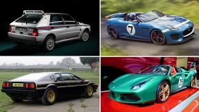 Quando os carros de rua ganham pinturas de corrida – parte 2